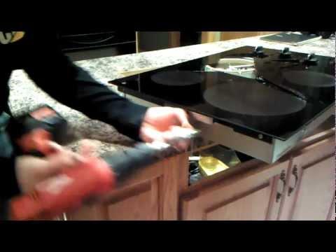 Whirlpool Cooktop Broken Glass Replacement (Model RCC3024)