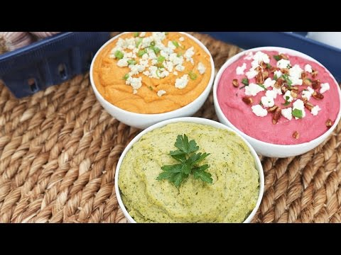 Hummus   3 Delicious Ways