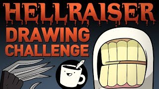 Hellraiser Drawing Challenge