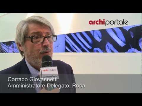 ARCHIPORTALE CERSAIE 2011 - ROCA