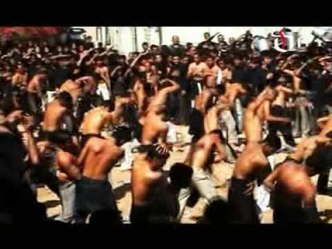 Chalo Hussain Ka Matam... - Mazlum-e-karbala 2010 Mauharam 1430 Nauha Gujarat India video