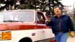 Hilarious Ford Truck Commercial Outtake