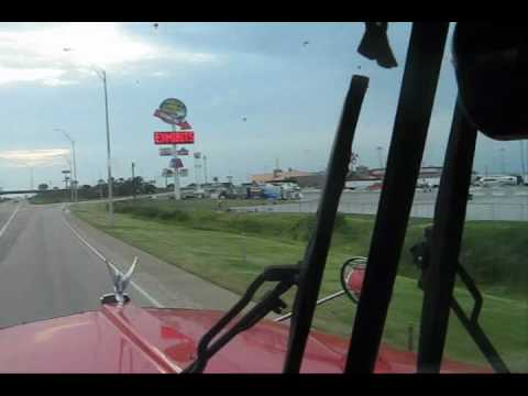 Pioneer TN to Iowa 80 Walcott IA  7-4-10 Part 2--.wmv