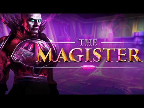 Introducing the Magister - New Runescape Slayer Boss