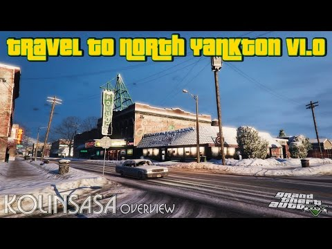 Journey to North Yankton