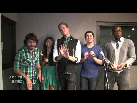 Amazing Performance By Pentatonix Performing We Are Young By Fun, A Cappella video