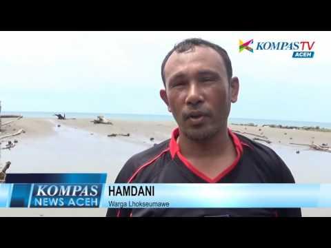 BANJIR PASANG PURNAMA   KOMPAS NEWS ACEH 27/05/2016