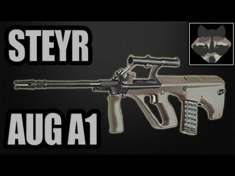 JG Steyr AUG A1 - Airsoft Review [HD]