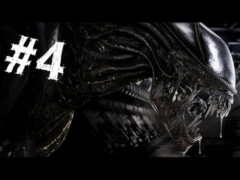Aliens Colonial Marines Gameplay Walkthrough Part 4 - No Hope in Hadley's - Mission 4