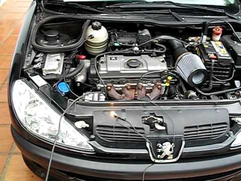 Alternador auxiliar Peugeot 206 - Célula de Hidrogênio