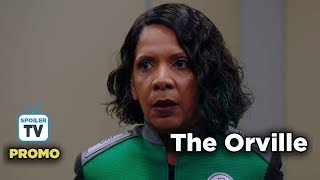 """The Orville 2x05 Promo """"All The World Is Birthday Cake"""""""