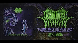 REGURGITATED DIVINITY - DECIMATION OF THE FALSE GODS [SINGLE] (2019) SW EXCLUSIVE