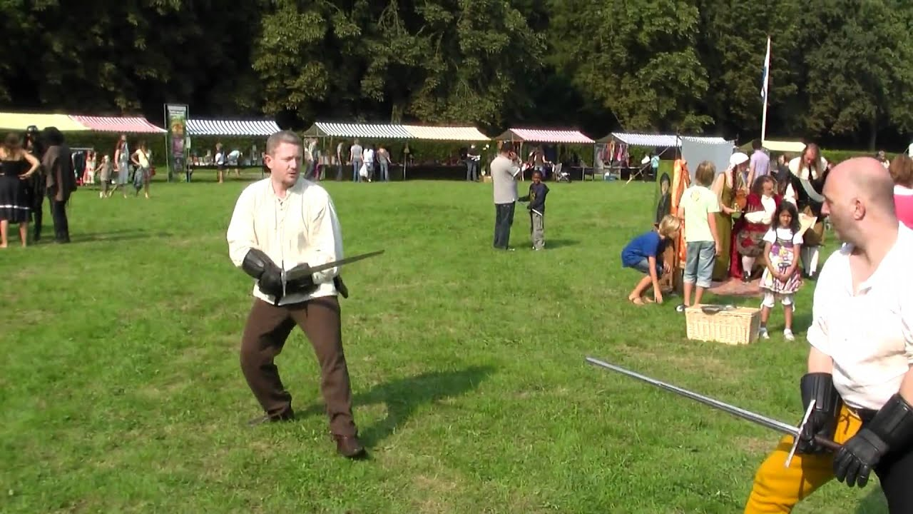 Medieval Sword Fighting Techniques Dedicated To Mr Anton