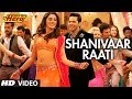 Download Shanivaar Raati Song Main Tera Hero | Arijit Singh | Varun Dhawan, Ileana D'Cruz, Nargis Fakhri MP3 song and Music Video