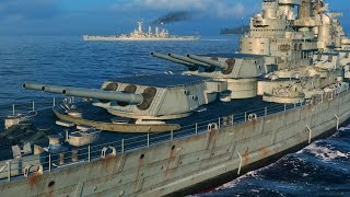 World of Warships - Star Spangled Angles