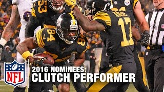 2016 Clutch Performer of the Year Nominees   NFL