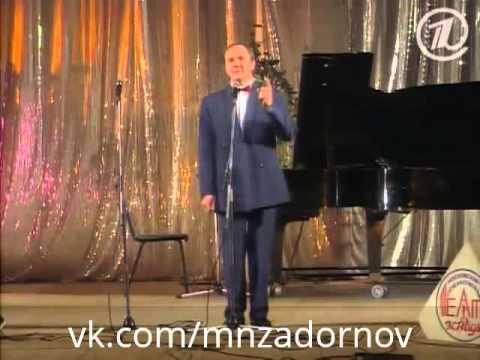 Николай Лукинский. Пародия на Михаила Задорнова