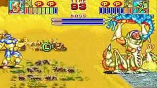 King of Monsters 2 Arcade Co op Pt 1