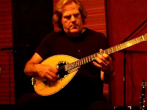 John Jorgenson Quintet 'One Stolen Night' Greek Bouzouki
