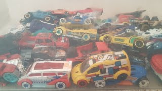 Hot wheels Cars play Set Review with Dlan's Toys Video for Kids
