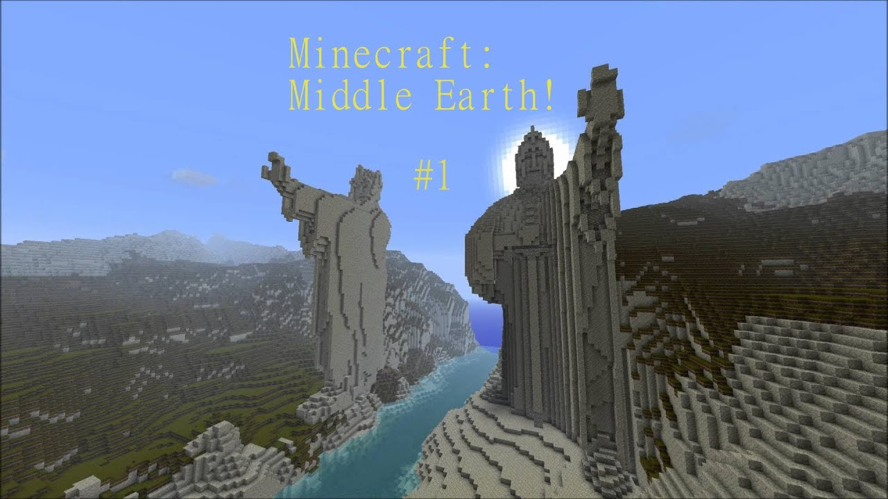 Minecraft Lord Of The Rings Schematic