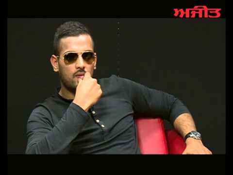 Interview :  Garry Sandhu on Ajit Web Tv.
