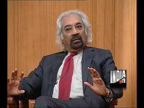 Irresponsible people spreading wrong information about me: Sam Pitroda