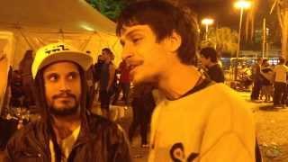 Roda de Rima com Helio Bentes e Dubatak - Torrando com Tomazine #97