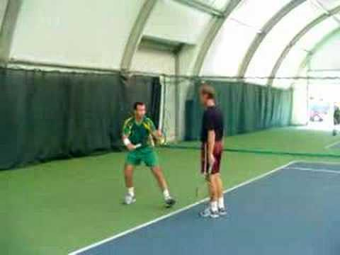 Radek Stepanek Video