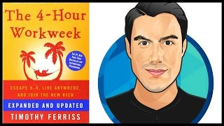 10 Best Ideas | The 4-Hour Work Week | Tim Ferriss | Summary