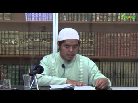 Ust. Muflih Safitra - Adab Seorang Penghafal Al Qur'an (Resensi Kitab At Tibyan Imam Nawawi)