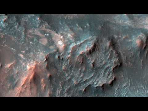 Mars in Stunning HD