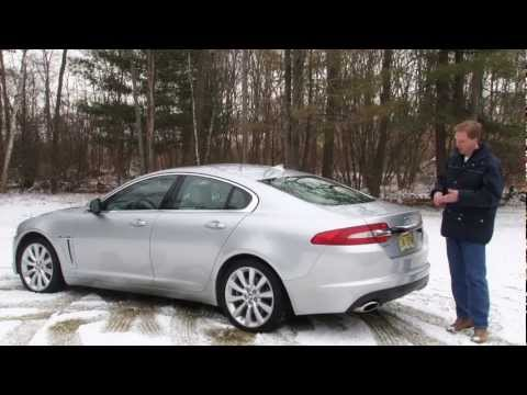 2013 Jaguar XF 3.0 AWD - Drive Time Review with Steve Hammes