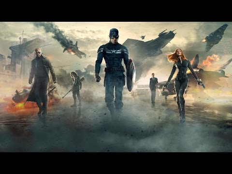 Captain America: The Winter Soldier - Tribute (Stronger) [Phase Two]