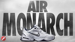 Nike Air Monarch Performance Review!