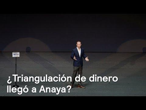 Nuevo video involucra a Anaya en triangulación de recursos