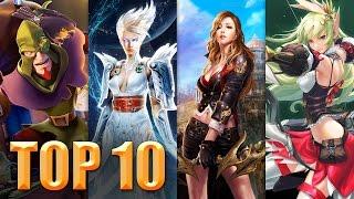 Top 10 MMOs / MMORPGs 2015 Deutsch German   Free2Play-Games