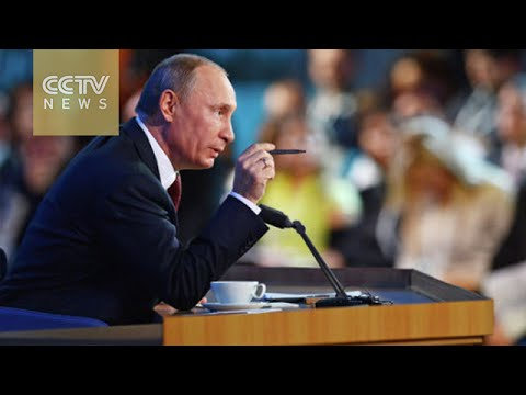 Putin orders troop withdrawal from border with Ukraine