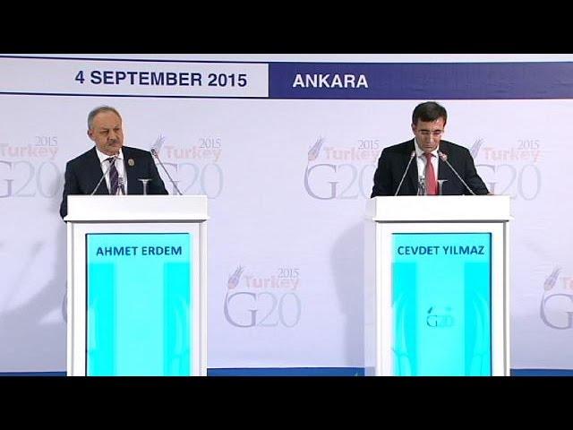 Chine et Fed au menu du G20 à Ankara - economy