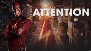 download lagu The Flash Barry Allen #3 - Attention Lash Remix gratis