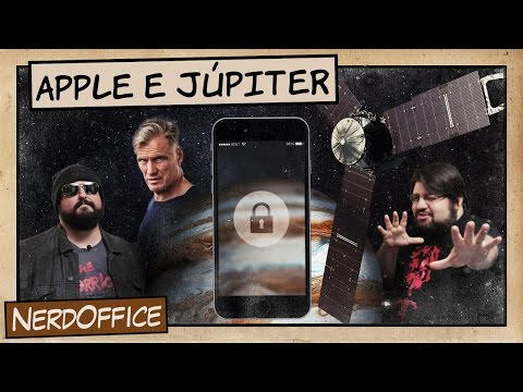 Apple e Júpiter | NerdOffice S07E27