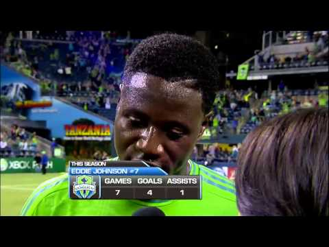 Man of the Match Interview: Eddie Johnson vs FC Dallas