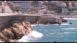 Quartier de Marseille : La Corniche (13007-13008)