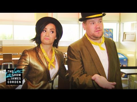 Singing Telegrams w/ Demi Lovato