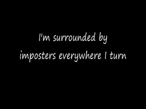 Gavin DeGraw - I Don't Want To Be (lyrics)