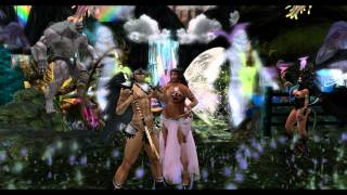 Second Life RL Bithday Bash For Dymond and Michika