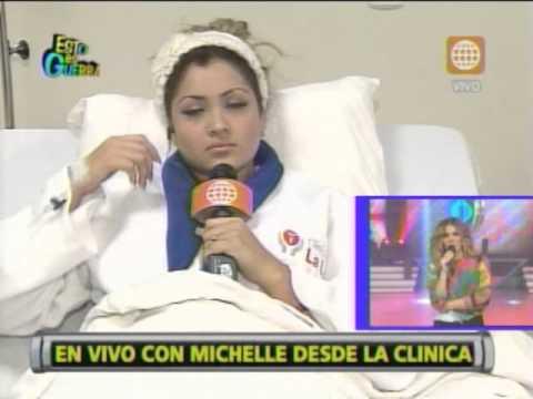 Esto es Guerra: Michelle Soifer fue internada de emergencia - 15/07/2013