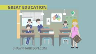 Shawn Harrison for State House - Education 2