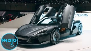 Top 10 New Supercars of 2018-2019