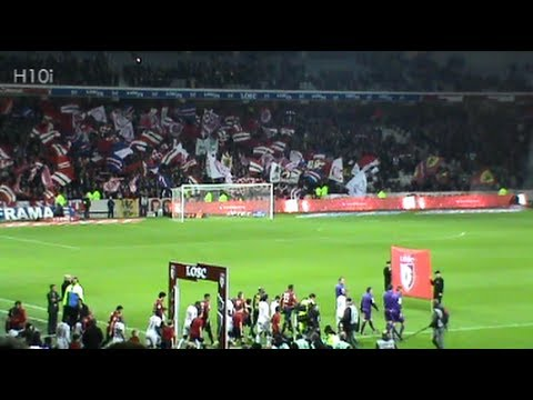 LOSC Lille vs Bordeaux ▶ 27e journée de Ligue 1 | Ambiance Grand Stade | 03/03/2013 | HD